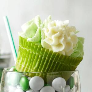 patty day cupcake