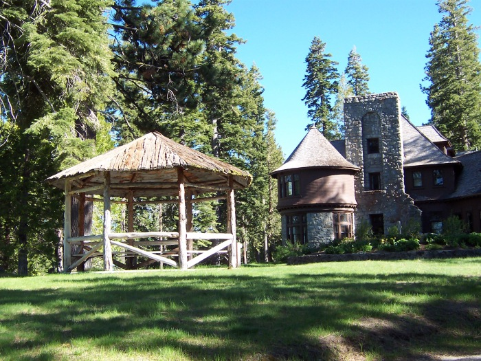 Ehrman Mansion at Sugar Pine Point State Park