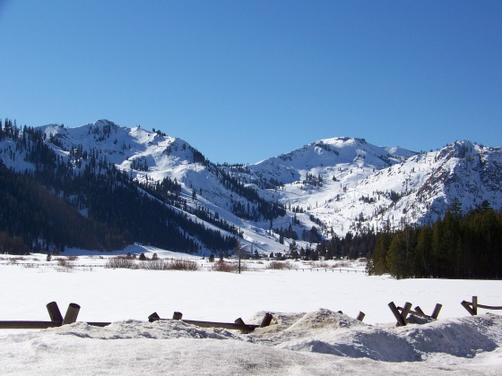 Squaw Valley - Photo by Michelle Portesi