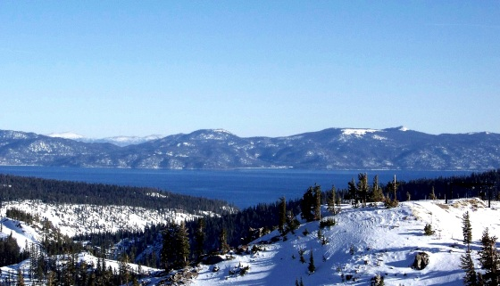 View from Squaw Valley's High Camp - Photo by Michelle Portesi