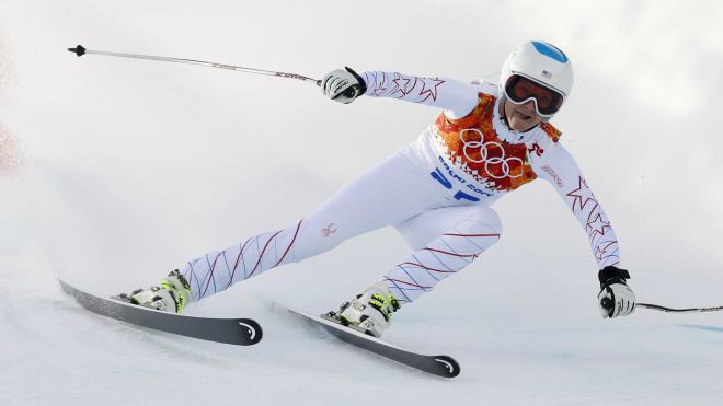 Julia Mancuso skiing_Reuters