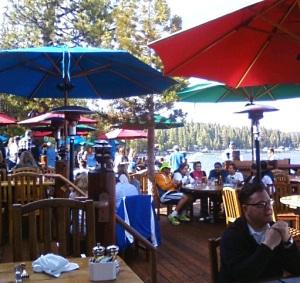 Summer at Sunnyside Deck Opening