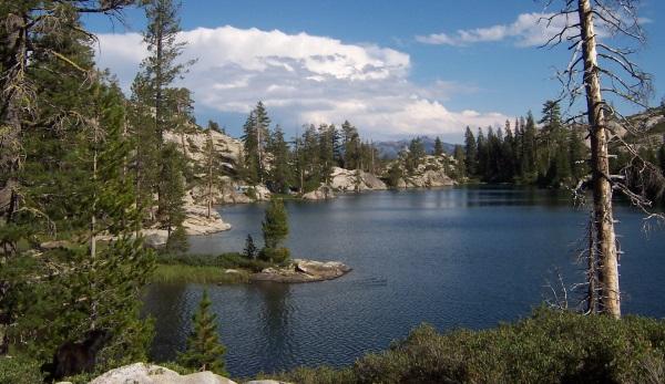 Long Lake, Soda Springs CA