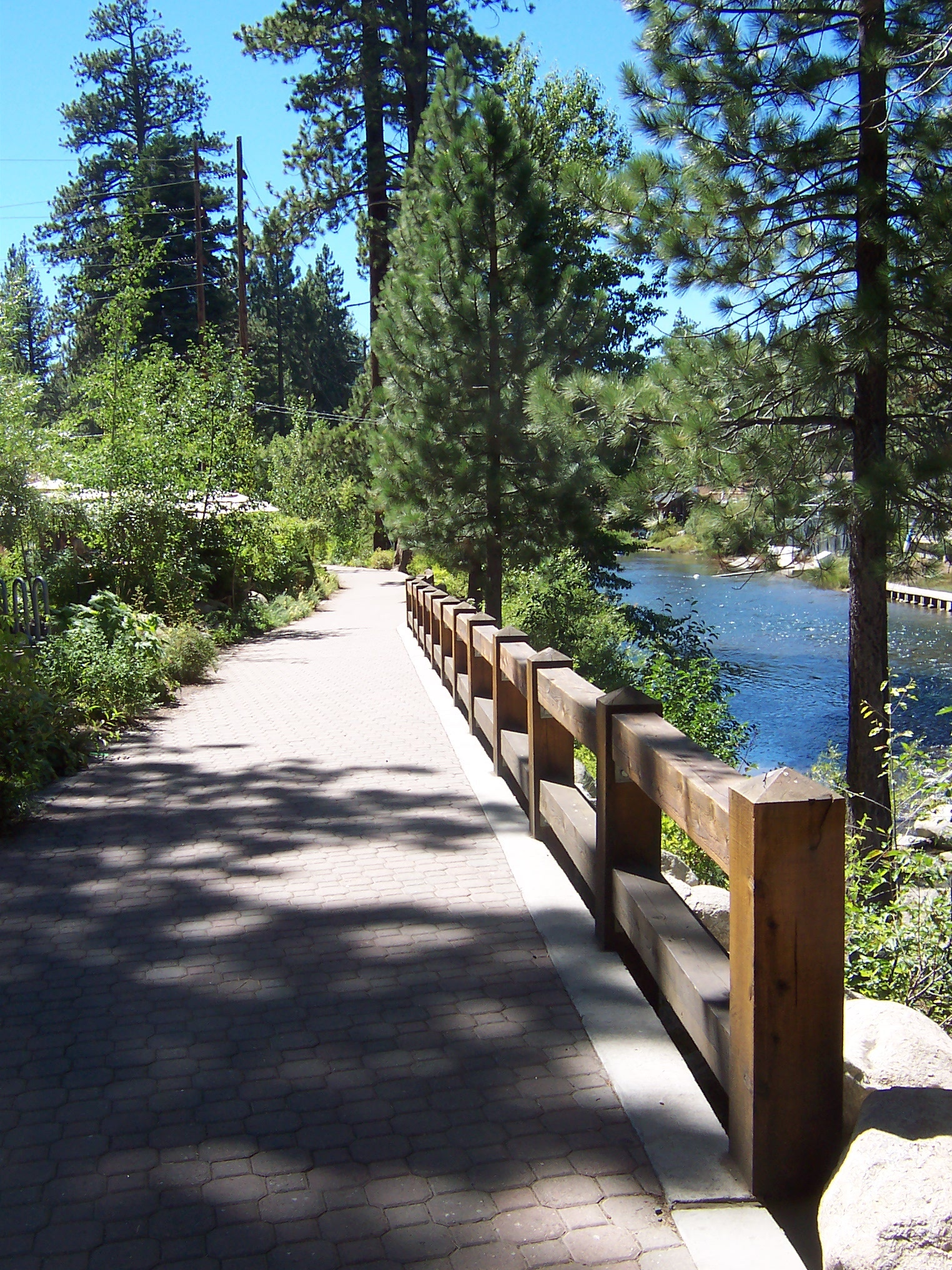The Bridgetender Tahoe City Your Friend In High Places