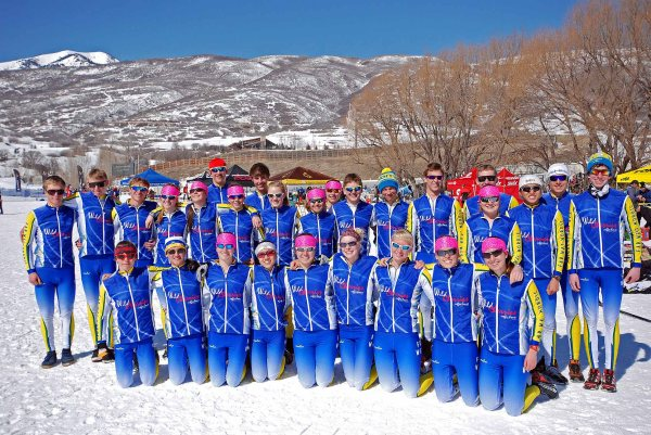 2012 Far West Junior National Team at Soldier Hollow, Utah