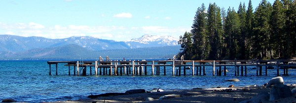 The Pier at Sugar Pine Point State Park