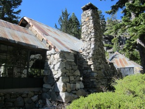 Dining Hall at Glen Alpine Springs.