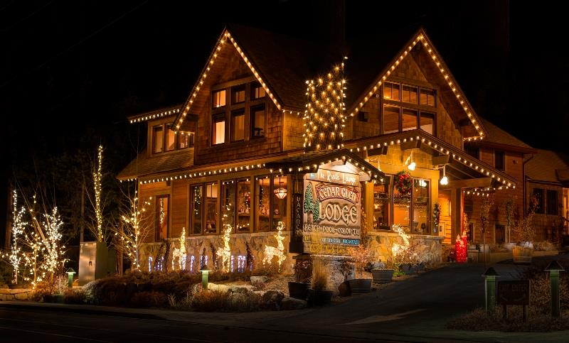 Christmas In Lake Tahoe.Christmas At Lake Tahoe And Truckee Your Friend In High Places